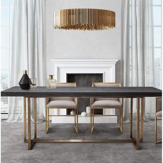 Mistana Avalon Dining Table